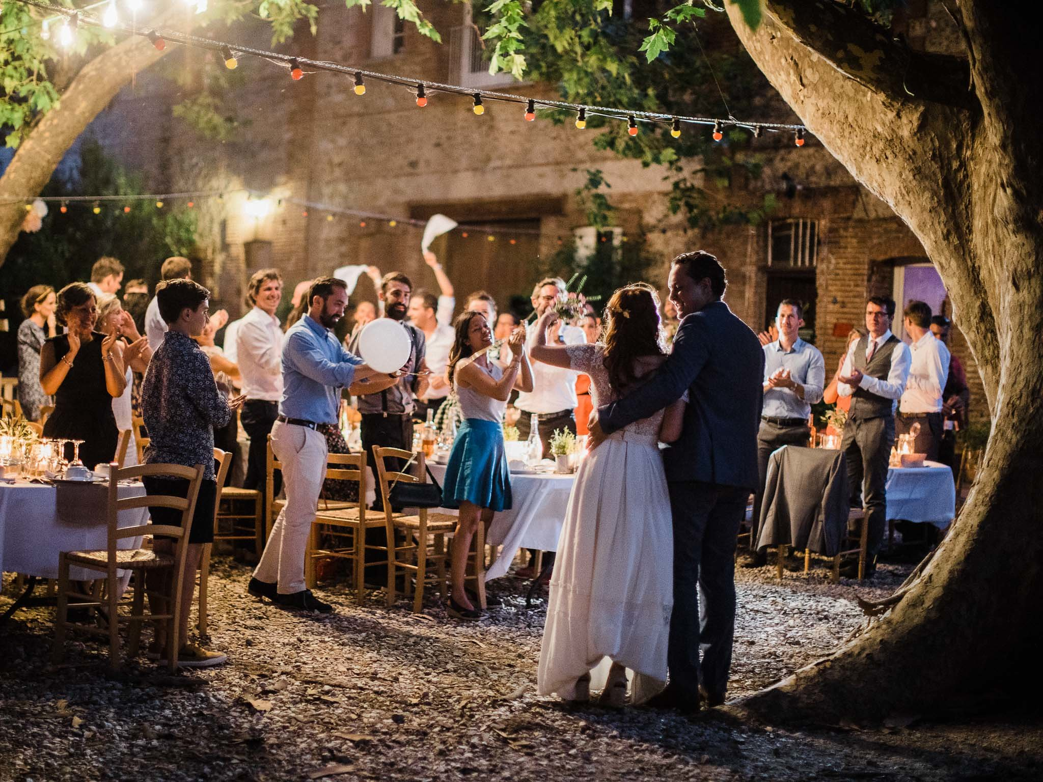 Mariage gite & chambre d'hôtes Pyrénées Orientales - Fête