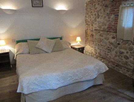 Chambre d'hôte Pyrénées Orientales - verte