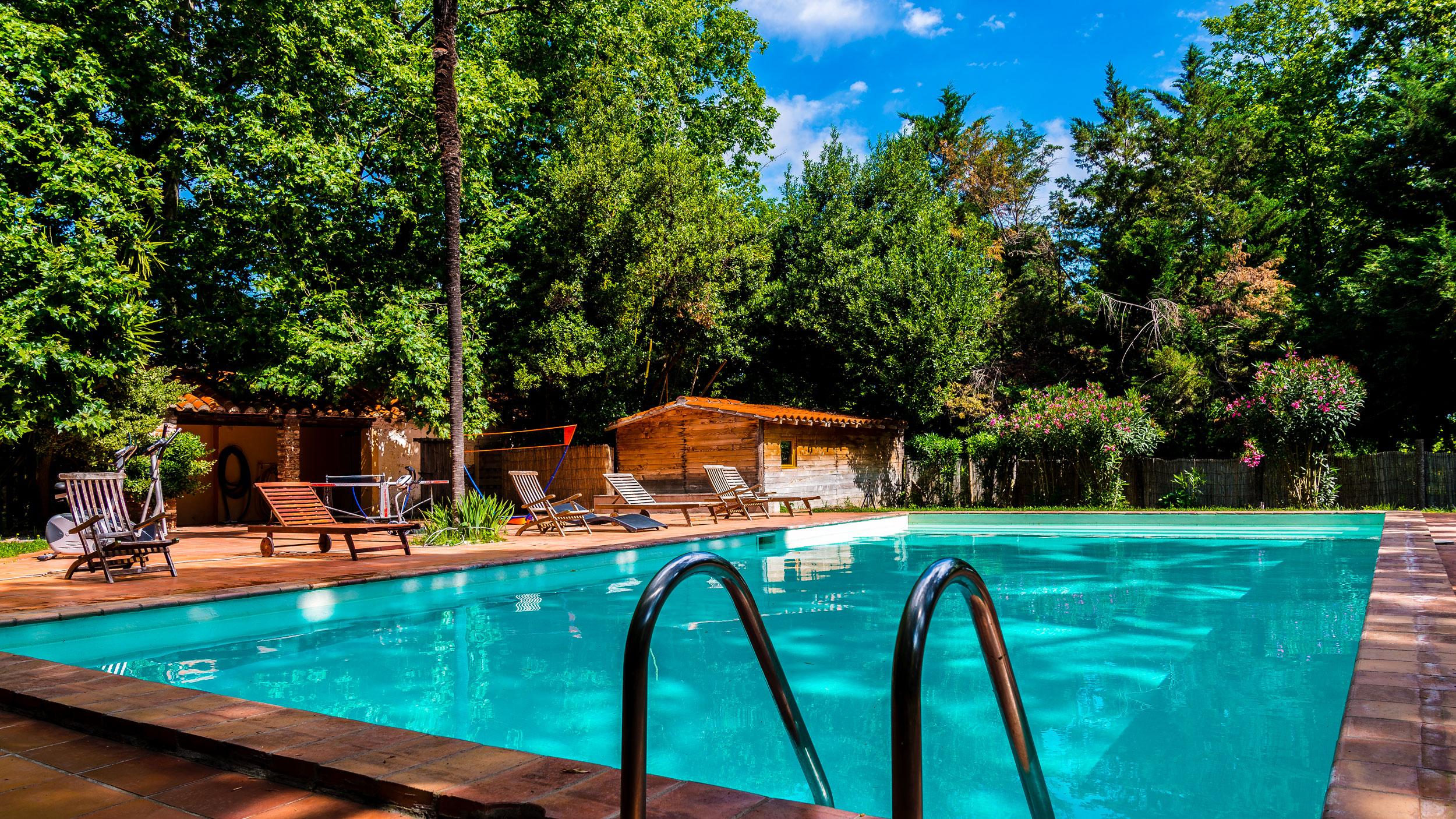 Gîte & Chambre d'hôte Pyrénées Orientales avec piscine Perpignan et Collioure